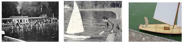 Състезания с яхти от близкото минало