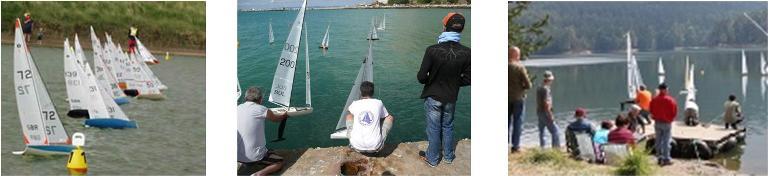 Съвременни състезания с яхти